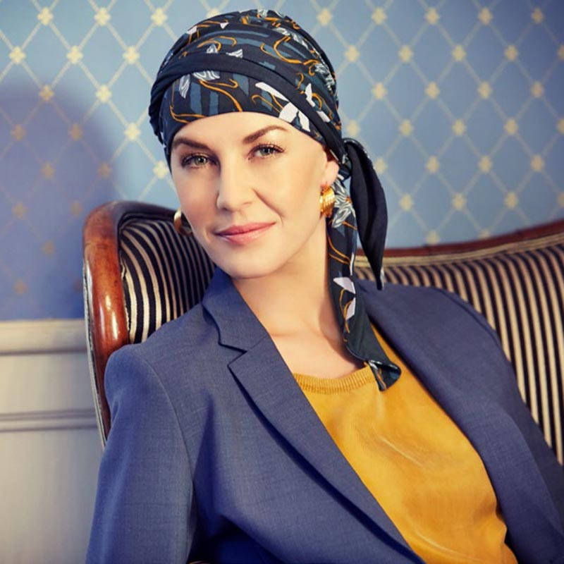 trendco Christine Headwear Beatrice Turban